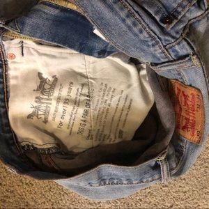 Levi's Jeans - Classic Levi's 513